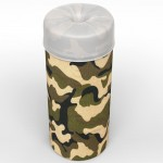 The Fifi Camouflage & 5 Sleeves - Disposable Masturbation Sleeve