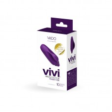 VeDo Vivi rechargable finger vibe purple